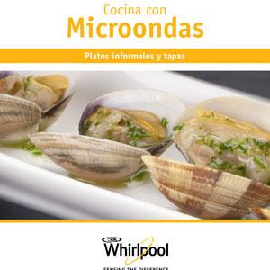 Cocina con microondas Platos informales y tapas
