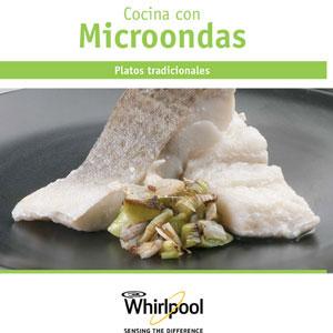Cocina con microondas platos tradicionales